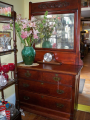 Antique Victorian Dresser with swivel Mirror